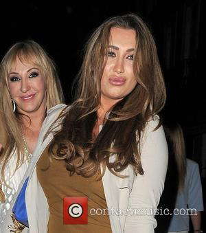 Lauren Goodger - Celebrities at the Tracie Giles Permanent Makeup  party at Beauchamp Place - London, United Kingdom -...