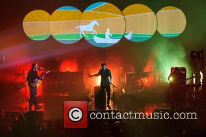 Bombay Bicycle Club, Jack Steadman, Suren De Saram, Jamie Maccoll and Ed Nash