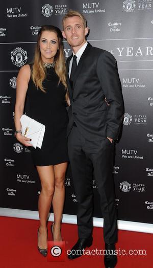 Manchester United, Darren Fletcher and Hayley Grice