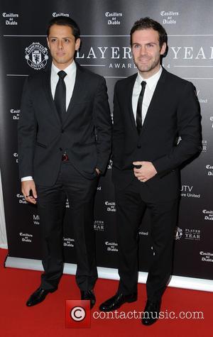 Manchester United, Javier Hernández and Juan Mata
