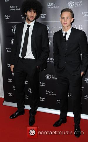 Manchester United, Marouane Fellaini and Adnan Januzaj
