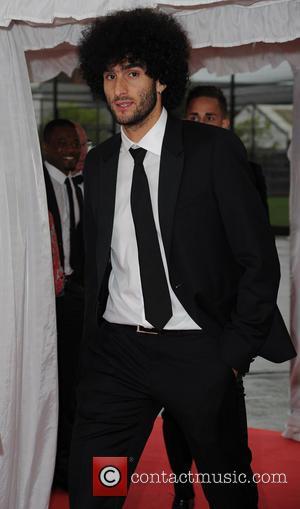 Manchester United and Marouane Fellaini