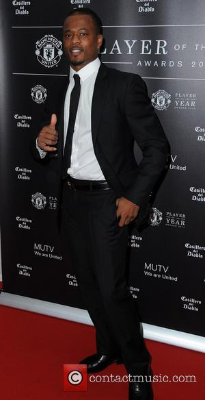 Manchester United and Patrice Evra