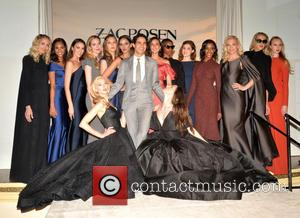 Zac Posen - The Children's Hospital of Philadelphia's 58th Annual Daisy Day Luncheon - Zac Posen Fashion Show - Philadelphia,...