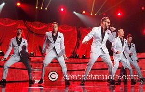 Brian Littrell, Nick Carter, Kevin Richardson, A.j. Mclean and Howie Dorough