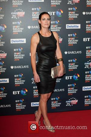 Kirsty Gallacher - BT Sport Industry Awards held at Battersea Evolution - Arrivals. - London, United Kingdom - Thursday 8th...