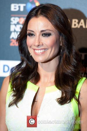 Melanie Sykes - BT Sport Industry Awards held at Battersea Evolution - Arrivals. - London, United Kingdom - Thursday 8th...