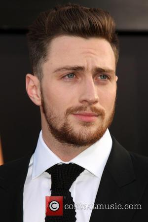 Aaron Taylor-Johnson - 'Godzilla' Premiere at Dolby Theatre - Arrivals - Los Angeles, California, United States - Thursday 8th May...