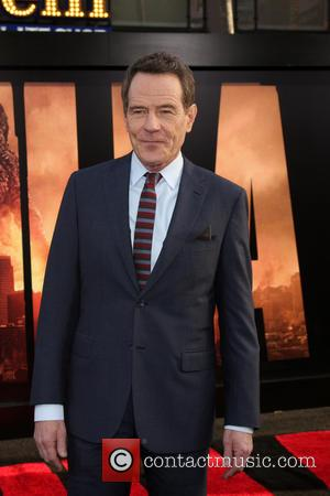 Bryan Cranston - 'Godzilla' Premiere at Dolby Theatre - Arrivals - Los Angeles, California, United States - Thursday 8th May...