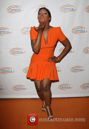 Toni Braxton - 14th Annual Lupus LA Orange Ball - Beverly Hills, California, United States - Thursday 8th May 2014