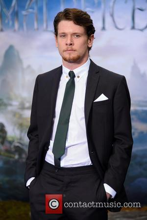 Jack O'Connell - Maleficent - private reception event held at Kensington Palace - Arrivals - London, United Kingdom - Thursday...