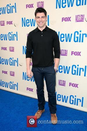 Max Greenfield - Celebrities attend NEW GIRL Season Three finale screening & panel at Zanuck Theatre on the FOX lot....