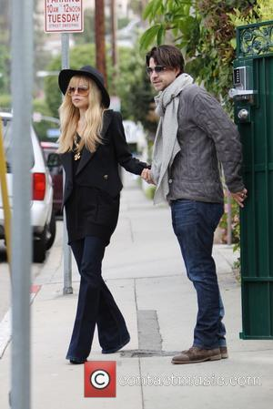 Rachel Zoe and Rodger Berman