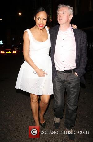 Louis Walsh and Sarah Jane Crawford