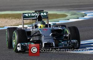 F1 - Formula One Grand Prix Barcelona - Circuito de Catalunya - Practice - Barcelona, Catalunya, Spain - Friday 9th...