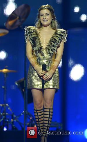 Eurovision Song Contest - Molly Smitten-Downes at rehearsals for the 2014...
