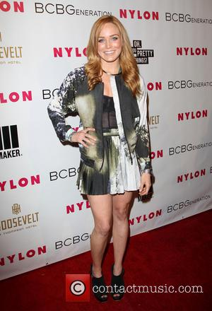 Caity Lotz - Nylon Magazine May Young Hollywood Issue Party - Arrivals - Los Angeles, California, United States - Friday...