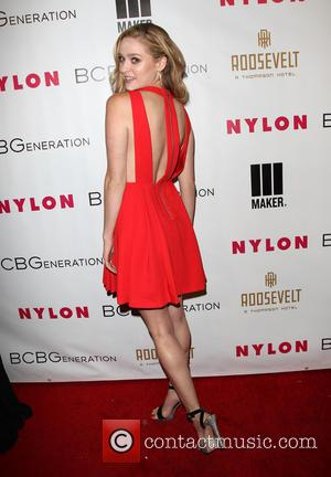 Greer Grammer - Nylon Magazine May Young Hollywood Issue Party - Arrivals - Los Angeles, California, United States - Friday...