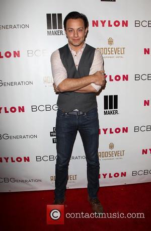 Jonathan Sadowski - Nylon Magazine May Young Hollywood Issue Party - Arrivals - Los Angeles, California, United States - Friday...
