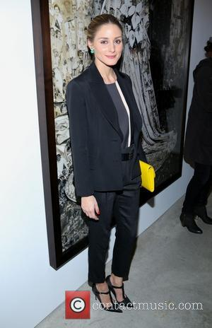 Olivia Palermo - the Narciso Rodriguez (heart) Bottletop Collection x Pepsi U.S. Launch at Sikkema Jenkins And Co. Gallery on...