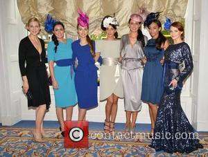 Sarah McGovern, Sinead Noonan, Daniella Moyles, Adrienne Murphy, Ruth Griffin, Faith Barnett and Aoife Lennon