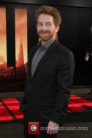 Seth Green - 'Godzilla' Premiere at Dolby Theatre - Arrivals - Los Angeles, California, United States - Friday 9th May...