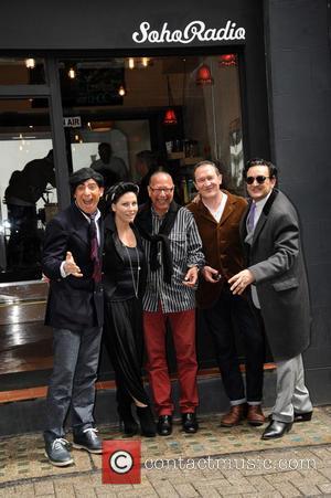 Jessie Wallace Soho Radio - Jessie Wallace and Peter Straker co host The Soho Hobo Radio show alongside Lenny Beige...