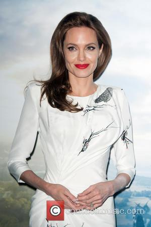Angelina Jolie - 'Maleficient' photocall held at the Corinthia Hotel. - London, United Kingdom - Friday 9th May 2014