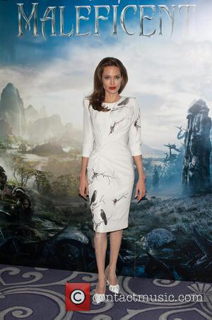 Angelina Jolie's Daughter, Vivienne, The Only Child Not To Cry At 'Maleficent' Costume