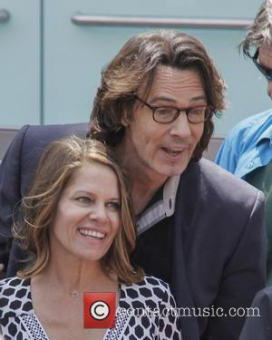 Rick Springfield - Rick Springfield is honored with a star on the 'Hollywood Walk of Fame' on Hollywood Boulevard -...