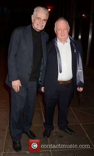 Omar Sharif and Jim Sheridan