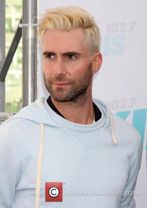 Adam Levine Throws Bachelor Party In Las Vegas