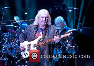 Chris Squire and Alan White