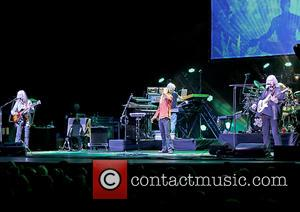 Yes - Yes perform live at Manchester O2 Apollo - Manchester, United Kingdom - Saturday 10th May 2014
