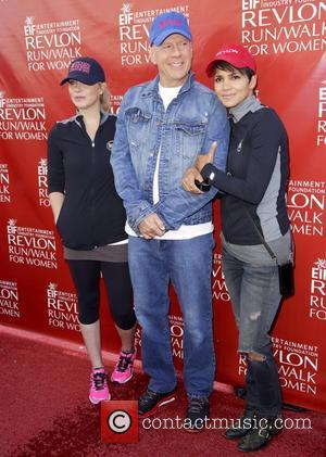 Christina Applegate, Bruce Willis and Halle Berry - Celebrities attend 21st Annual EIF Revlon Run/Walk for Women  at Los...