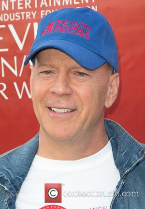Bruce Willis - Celebrities attend 21st Annual EIF Revlon Run/Walk for Women  at Los Angeles Memorial Coliseum at Exposition...