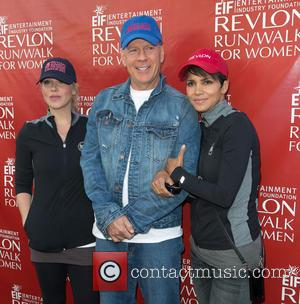 Christina Applegate, Bruce Willis and Halle Berry