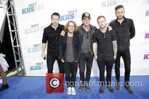 OneRepublic - 102.7 KIIS FM's Wango Tango 2014 at the StubHub Center - Arrivals - Los Angeles, California, United States...
