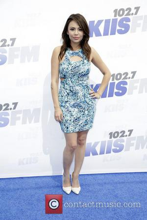Janel Parrish - 102.7 KIIS FM's Wango Tango 2014 at the StubHub Center - Arrivals - Los Angeles, California, United...