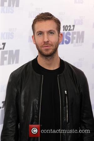 Calvin Harris - 102.7 KIIS FM's 2014 Wango Tango - Arrivals - Los Angeles, California, United States - Saturday 10th...