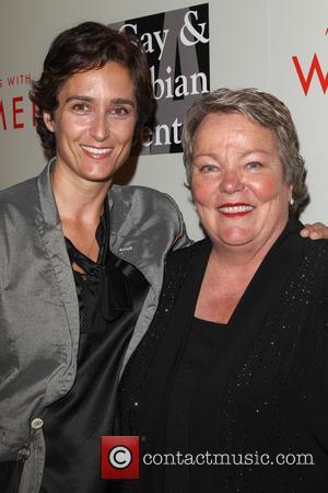 Alexandra Hedison and Lorri Jean