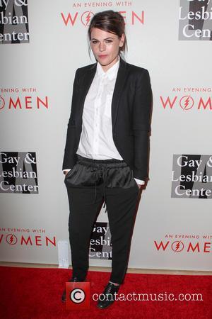 Clea DuVall - The L.A. Gay & Lesbian Center's Annual