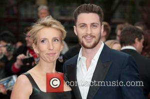Sam Taylor Wood and Aaron Taylor-johnson