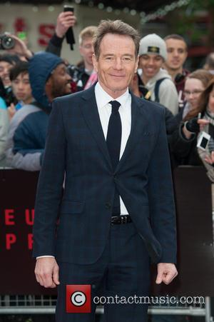 Bryan Cranston - European premiere of 'Godzilla' held at the Odeon Leicester Square - Arrivals - London, United Kingdom -...