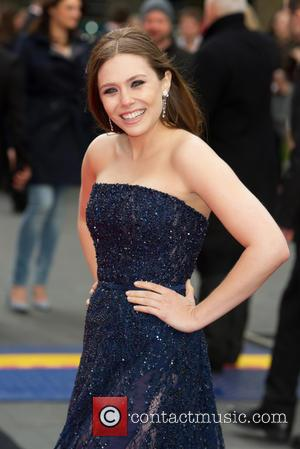 Elizabeth Olsen - European premiere of 'Godzilla' held at the Odeon Leicester Square - Arrivals - London, United Kingdom -...