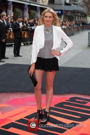 Stephanie Pratt - European premiere of 'Godzilla' held at the Odeon Leicester Square - Arrivals - London, United Kingdom -...