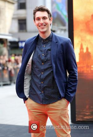 Blake Harrison - European premiere of 'Godzilla' held at the Odeon Leicester Square - Arrivals - London, United Kingdom -...