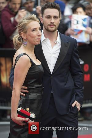Aaron Taylor-Johnson and Sam Taylor