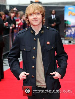 Rupert Grint - Premiere of 'Postman Pat' held at the Odeon West End - Arrivals - London, United Kingdom -...