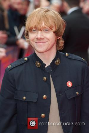 'Harry Potter' Star Rupert Grint Set For Broadway Debut In 'It's Only A Play'